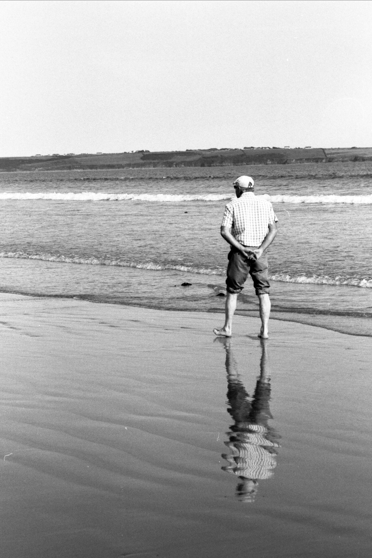 Fomapan 100 at 100 developed in Foma R09 1+50 for 9 min